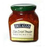 De Lallo Sun Dried Tomato Bruschetta (6x10Oz)
