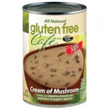 Gluten Free Cafe Soup Cream Of Mushroom (12x15Oz)