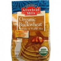 Arrowhead Pancake And Waffle Mix, Buckwheat (6x26Oz)