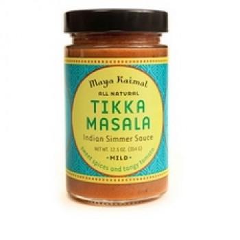 Maya Kaimal Tikka Masala Mild Indian Simmer Sauce (6x12.5Oz)