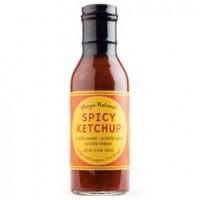Maya Kaimal Spicy Ketchup (6x13.5Oz)
