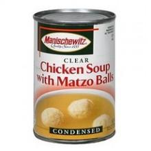 Manischewitz SoupClear Chicken With Matzo Balls (12x10.5Oz)