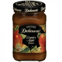 Dickinson Butter Country Apple (6x9Oz)