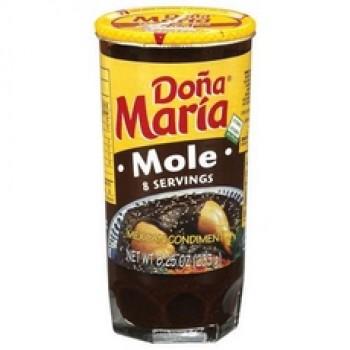 Dona Maria, Mole Sauce (12x8.25Oz)