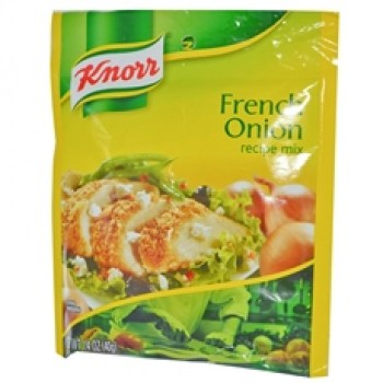 Knorr French Onion Recipe Mix (12x1.4Oz)