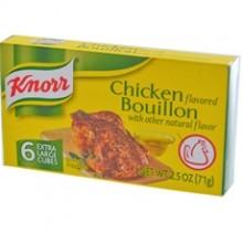 Knorr Chicken Bouillon Cubes (24x2.5Oz)