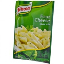 Knorr Four Cheese Sauce Mix (12x1.5Oz)