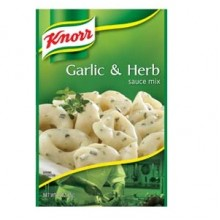 Knorr Pasta Sauces Garlic Herb Sauce Mix (12x1.6Oz)