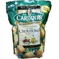 Cardini Garlic Croutons (12x5Oz)