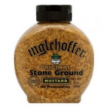 Inglehoffer Stone Ground Mustard (6x10Oz)