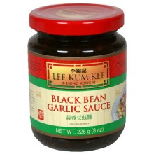 Lee Kum Kee Black Bean Garlic Sauce (6x8Oz)