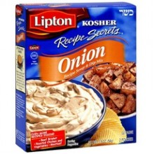 Lipton Soup Kosher Onion (12x1.9 Oz)