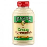 Beaver Cream Style Horseradish (6x12Oz)