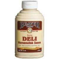 Beaver Deli Horseradish Sauce (6x12Oz)