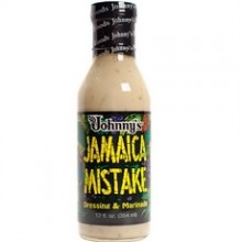 Johnny's Dressing & Marinade Jamaica Mistake (6x12Oz)