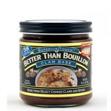 Better Than Bouillon Clam Base (6x8Oz)