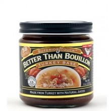 Better Than Bouillon Superior Touch Turkey Base (6x8Oz)
