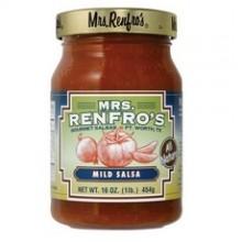 Mrs. Renfro's Mild Salsa (6x16Oz)