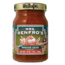 Mrs. Renfro's Roasted Salsa (6x16Oz)