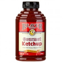 Beaver Gourmet Ketchup (6x13Oz)