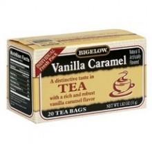 Bigelow Vanilla Caramel Tea (6x20 Bag )