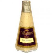 Girard's Vinaigrette DressingWhite Balsamic (6x12Oz)