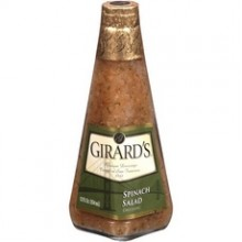 Girard's Spinach Salad Dressing (6x12Oz)