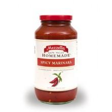 Mezzetta Spicy Marinara Sauce (6x25Oz)