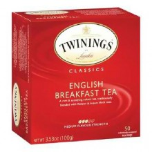 Twinings English Breakfast (6x50 Bag)