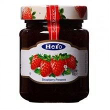 Hero Strawberry Fruit Spread (8x12Oz)