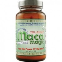 Maca Magic Organic Powder (1x5.7Oz)