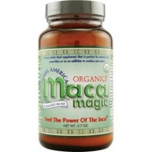 Maca Magic Organic Powder (1x5.7Oz)