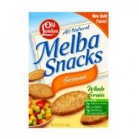Old London Melba Snacks Sesame (12x5.25Oz)