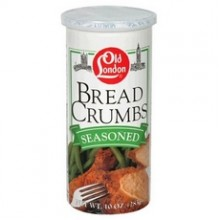 Old London Bread Crumbs Seasoned (12x12/10 Oz)