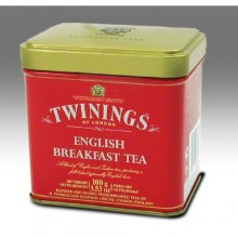 Twinings Eng Brkfst Tin  (6x3.53 Oz)