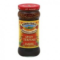 Kona Coast Spicy Teriyaki Marinade (6x14.5Oz)