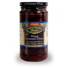 Mezzetta Pitted Greek Kalamata Olives (6x9.5Oz)