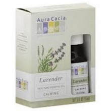 Aura Cacia Essential Oil Calming Lavender (3x0.5Oz)