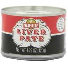 Sells Liver Pate (24x4.25 Oz)