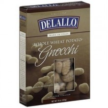De Lallo Whole Wheat Potato Gnocchi (6x16Oz)