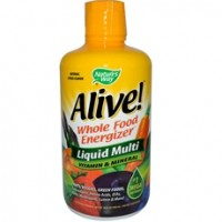 Nature's Way Alive! Liquid Multi-Vitamin Citrus Flavor (1x30Oz)