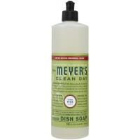 Mrs. Meyers Soap Dish Liquid Iowa Pine