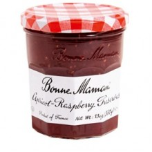 Bonne Maman Bonne Apricot Raspberry Preserve (Qty; 6x13 Oz)