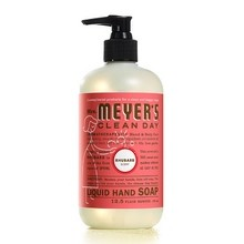 Mrs. Meyers Rhubarb Liquid Hand Soap (6x12.5 Oz)