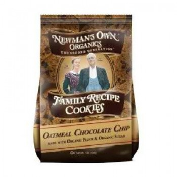Newman's Own Organics Oatmeal Chocolate Chip (6x7 Oz)