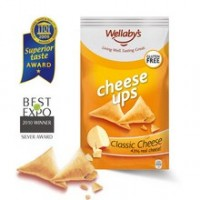 Wellaby's Classic Cheese, Cheese Ups (6x3 Oz)