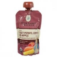Peter Rabbit Organics Sweet Potato, Corn & Apple Snack (10x4.4 Oz)
