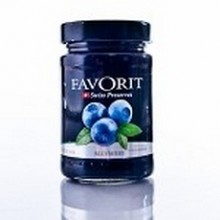 Favorit Blueberry Spread (6x12.3 Oz)
