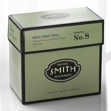 Smith Teamaker Mao Feng Shui Green Tea (6x15 Bag)