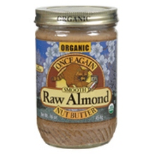 Once Again Smooth Almond Butter (12x16 Oz)